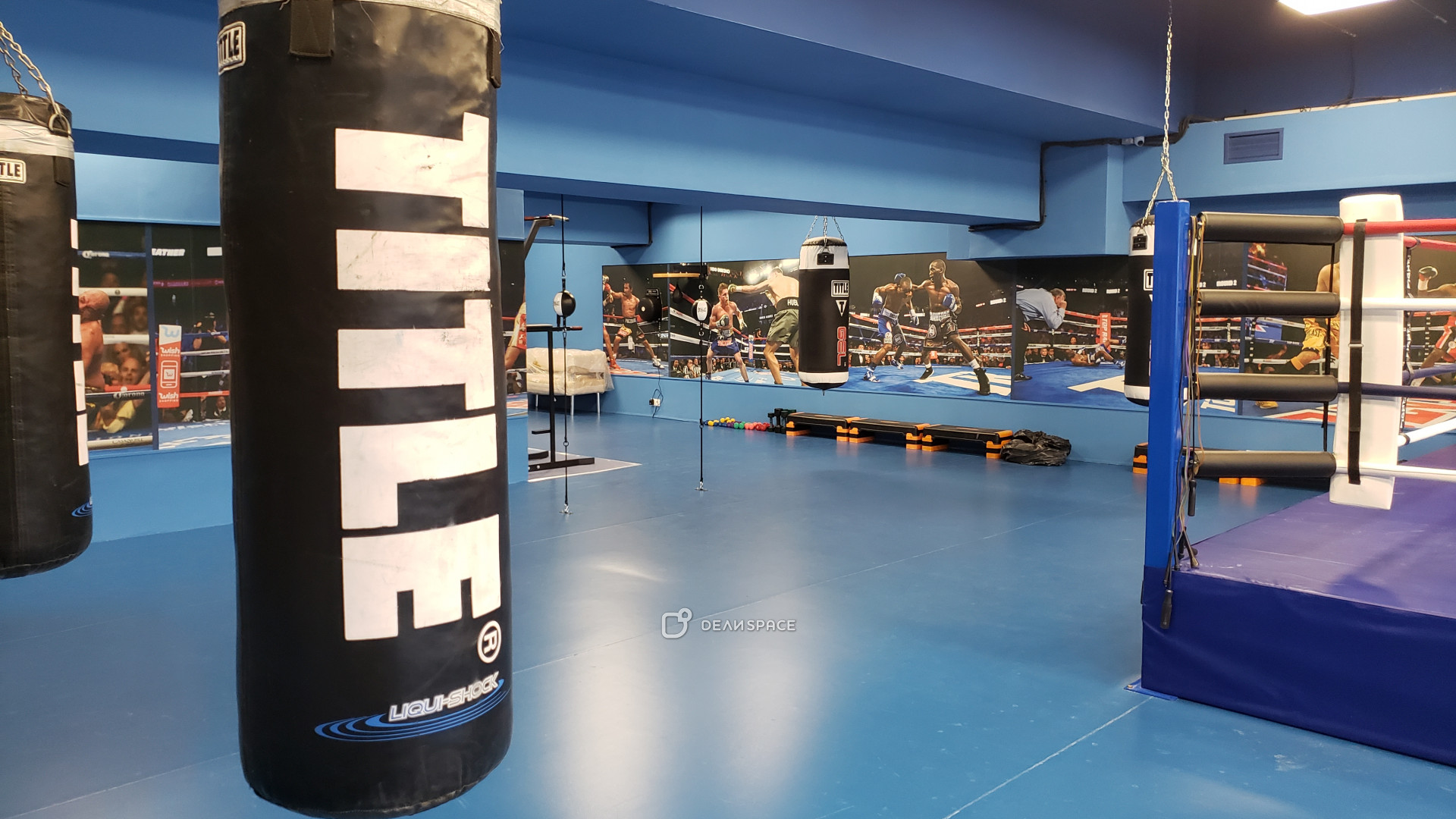 Зал бокса - фото №5