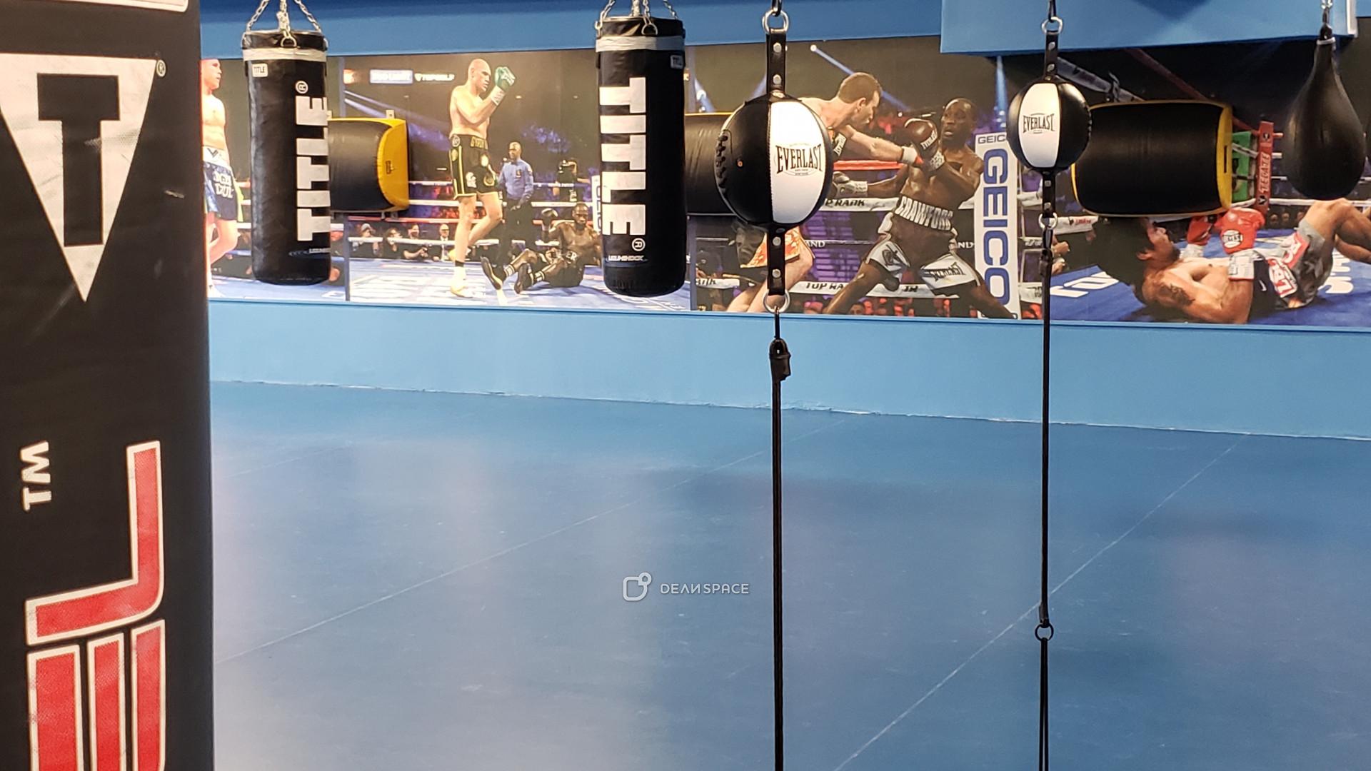 Зал бокса - фото №7