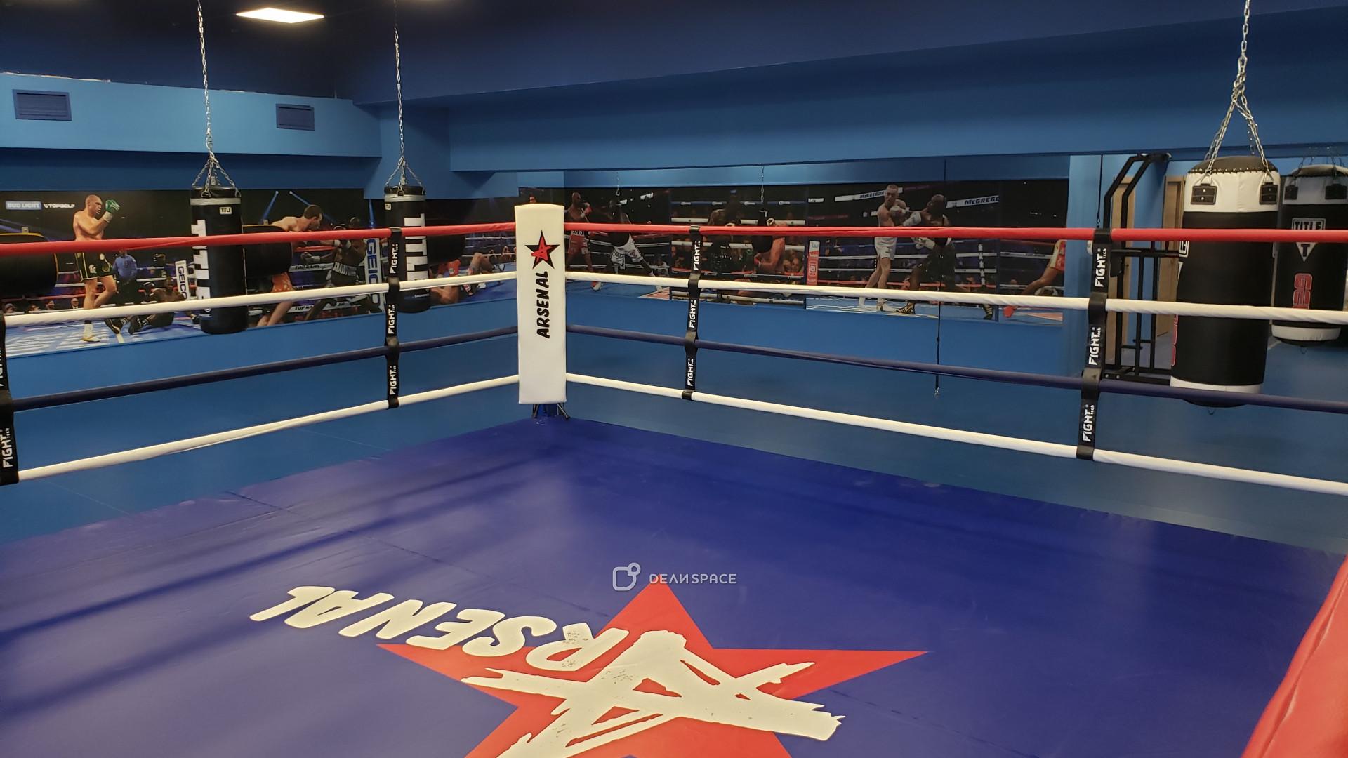 Зал для бокса - фото №6
