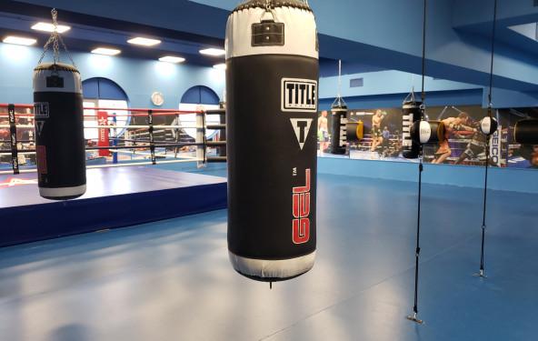 Зал для бокса - фото №4