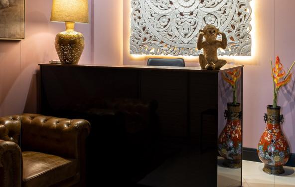 Кабинет для косметолога и массажа - фото №2