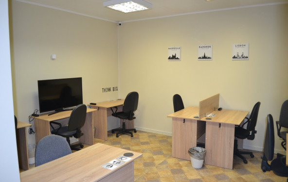 Переговорная комната - фото №4