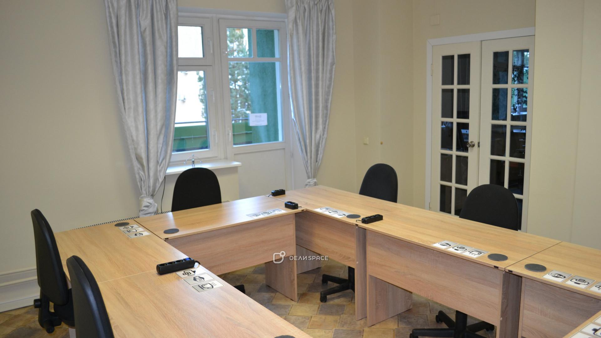Переговорная комната - фото №9