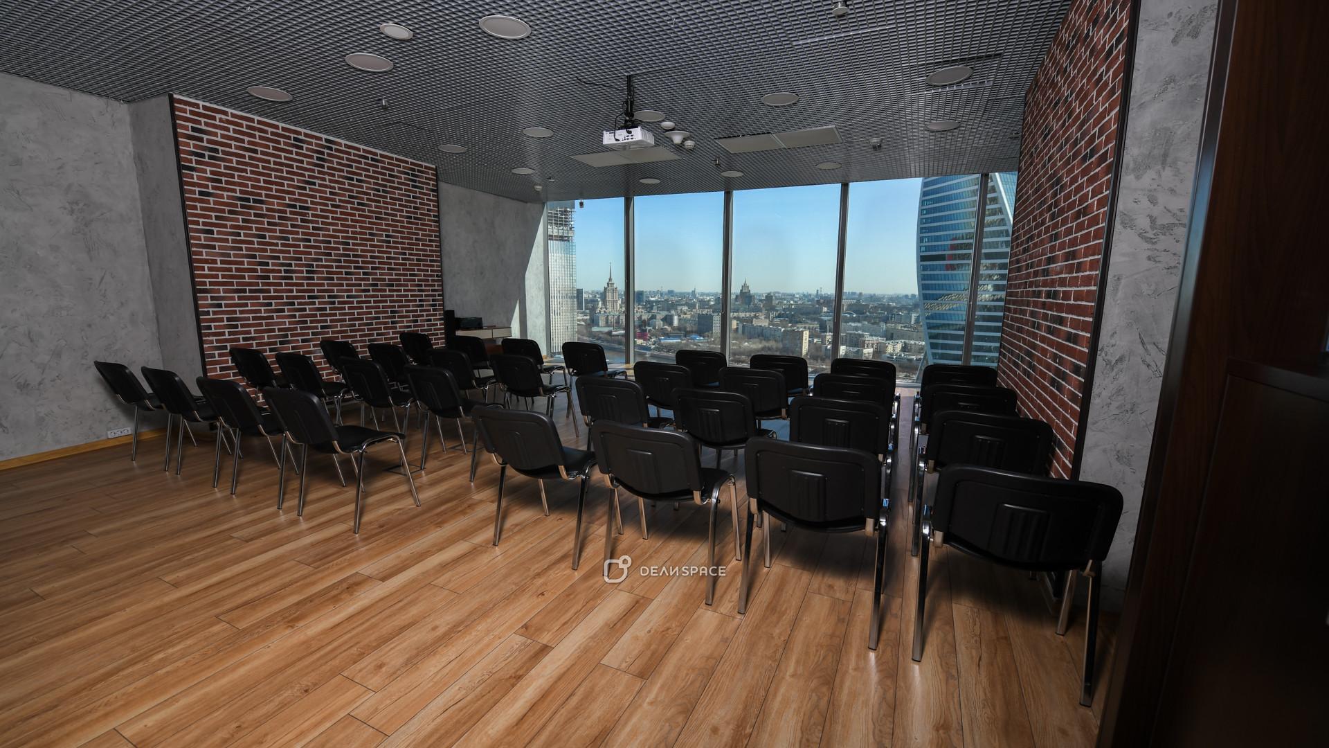 Конференц-зал Восток Центр  29 этаж - фото №2