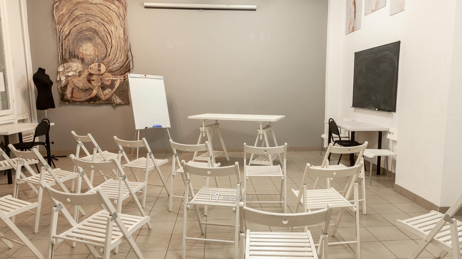 Зал для тренингов, семинаров и мастер-классов - фото №2
