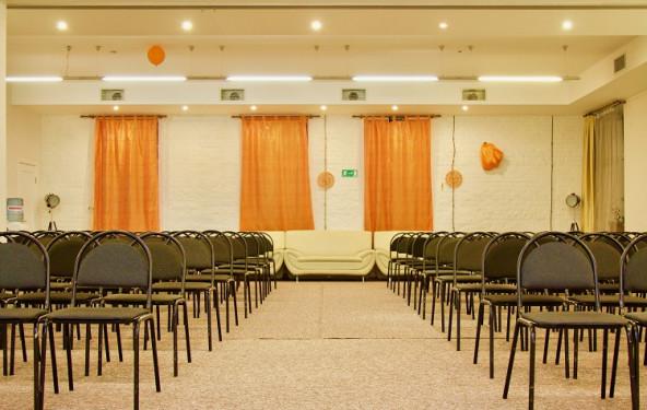 Зал Лунгта для йоги и тренингов - фото №3