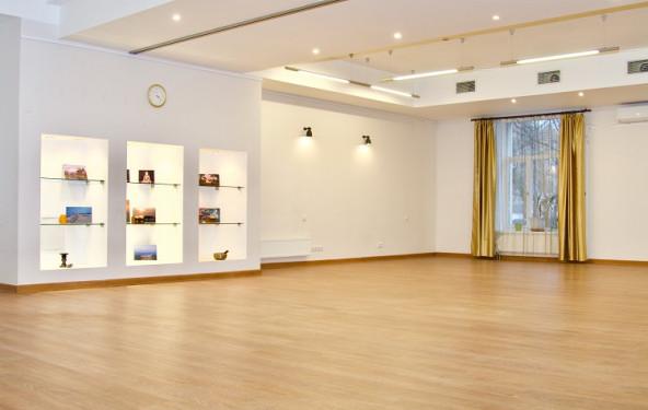 Зал Лунгта для йоги и тренингов - фото №1