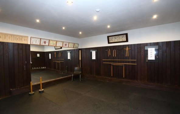 Зал боевых искусств для персональных тренировок - фото №3