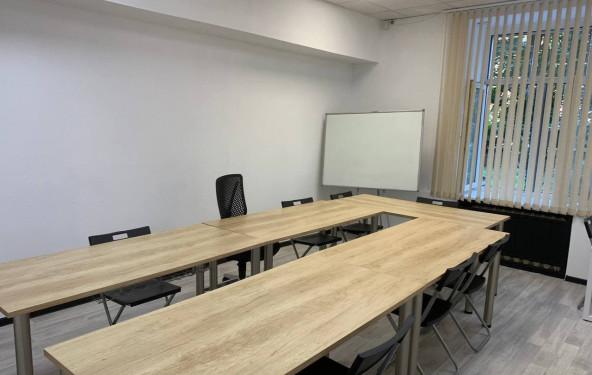 Переговорная комната на Лесной - фото №1