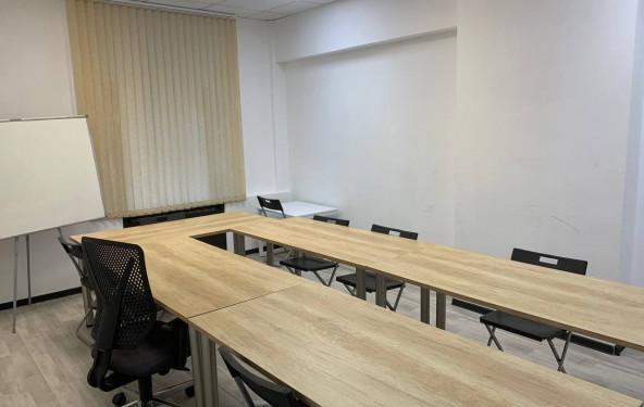 Переговорная комната на Лесной - фото №2