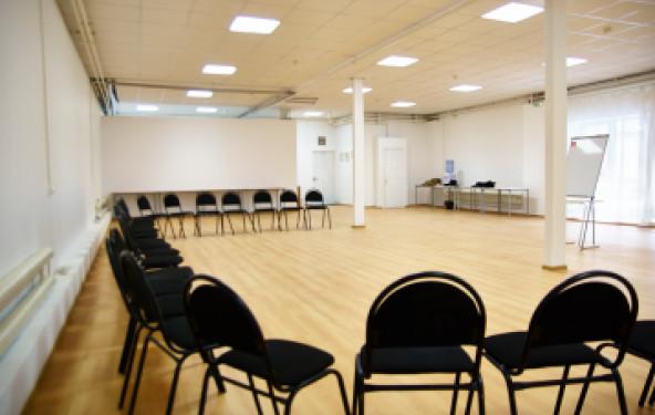 Зал для лекций и тренингов - фото №3