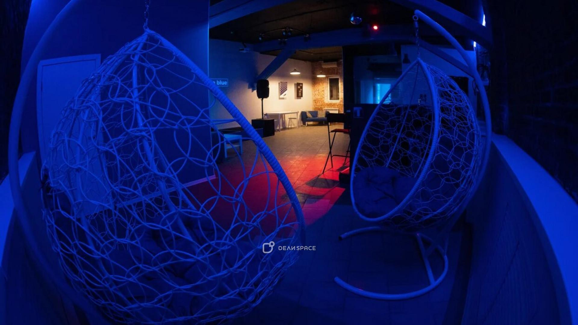 klein blue лофт - фото №3