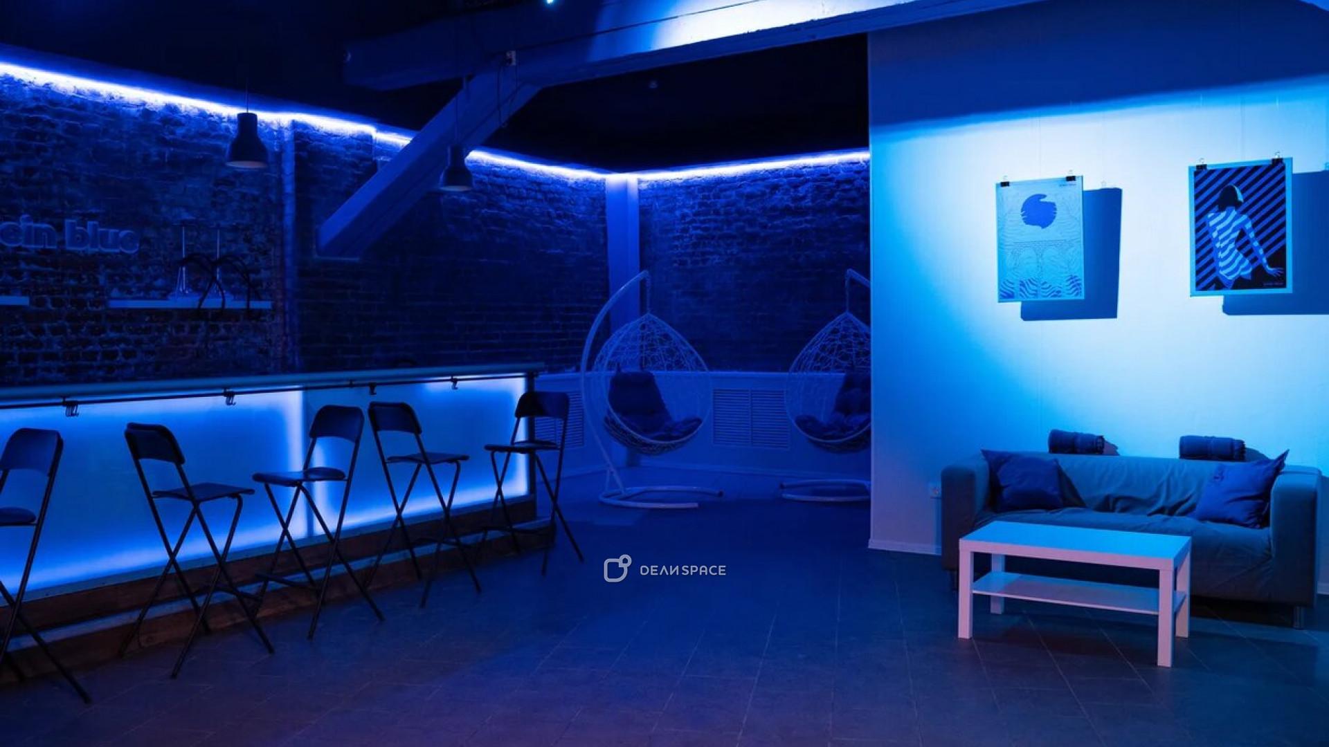 klein blue лофт - фото №6