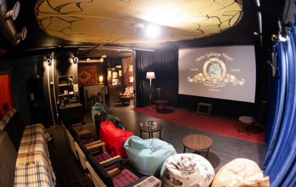 Кинолофт «Плетчатый клед» - фото №4