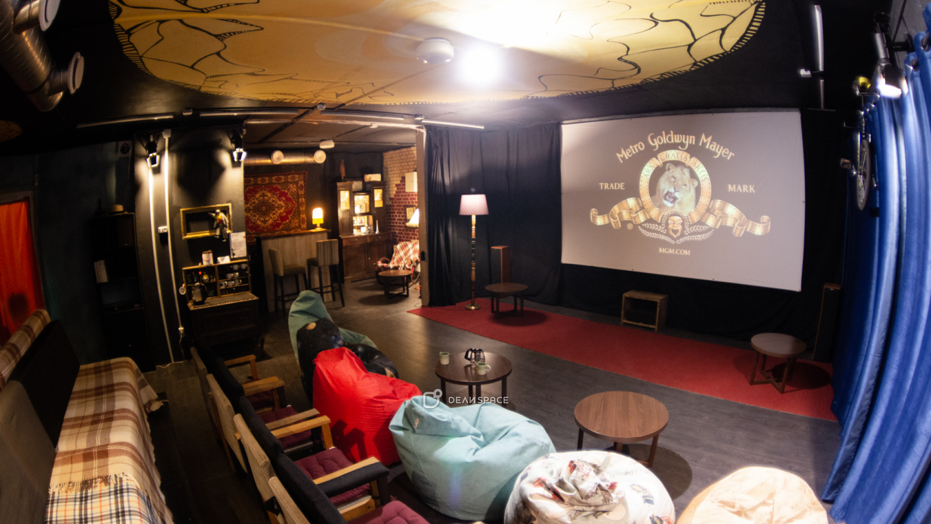 Кинолофт «Плетчатый клед» - фото №11