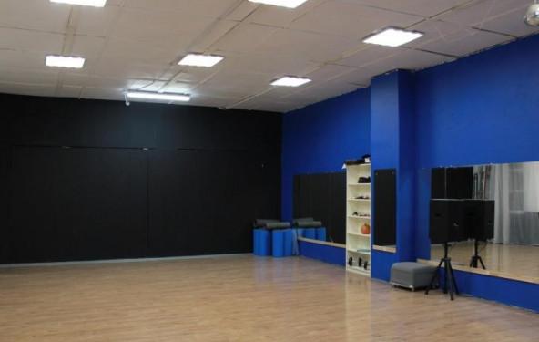 Большой (синий) зал для танцев - фото №1