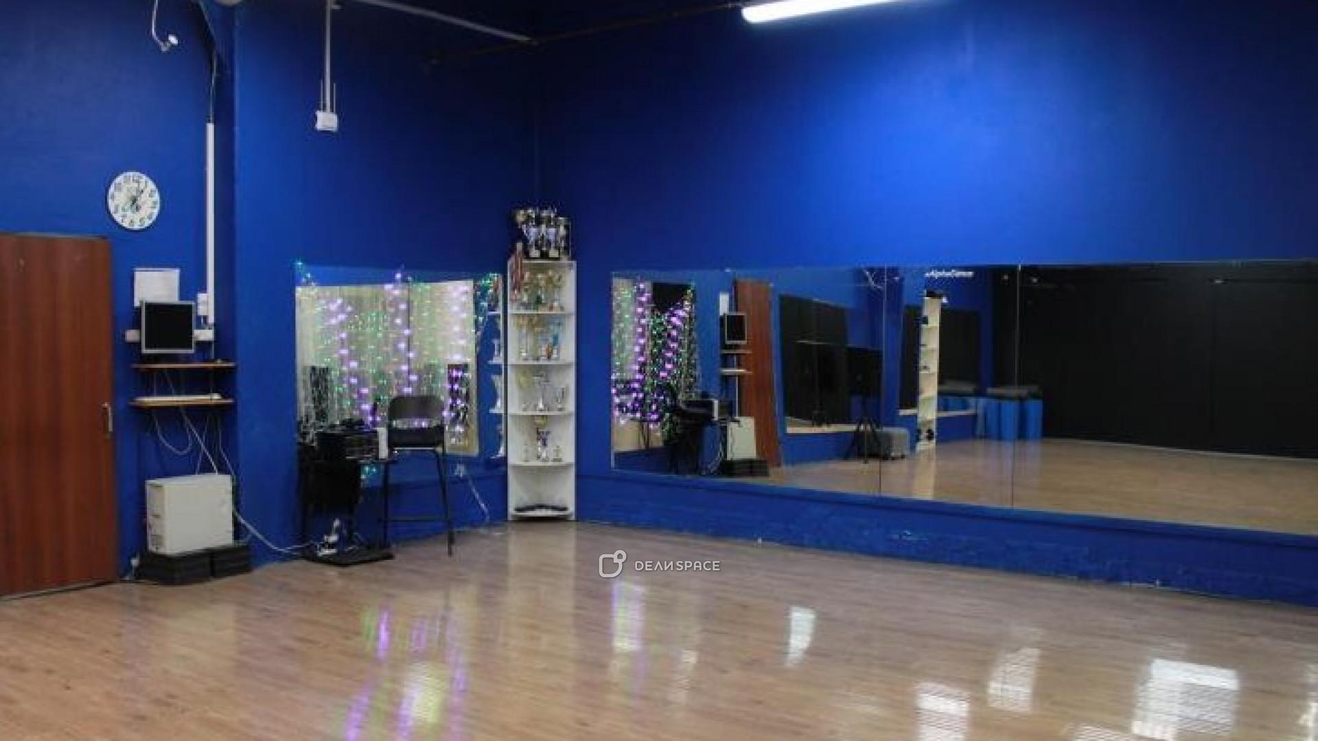 Большой (синий) зал для танцев - фото №4