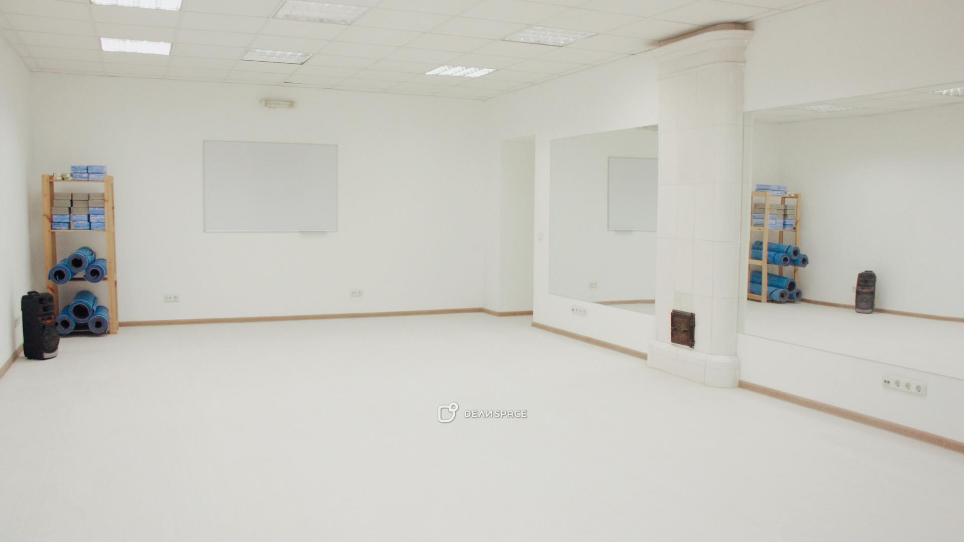Зал для йоги и танцев