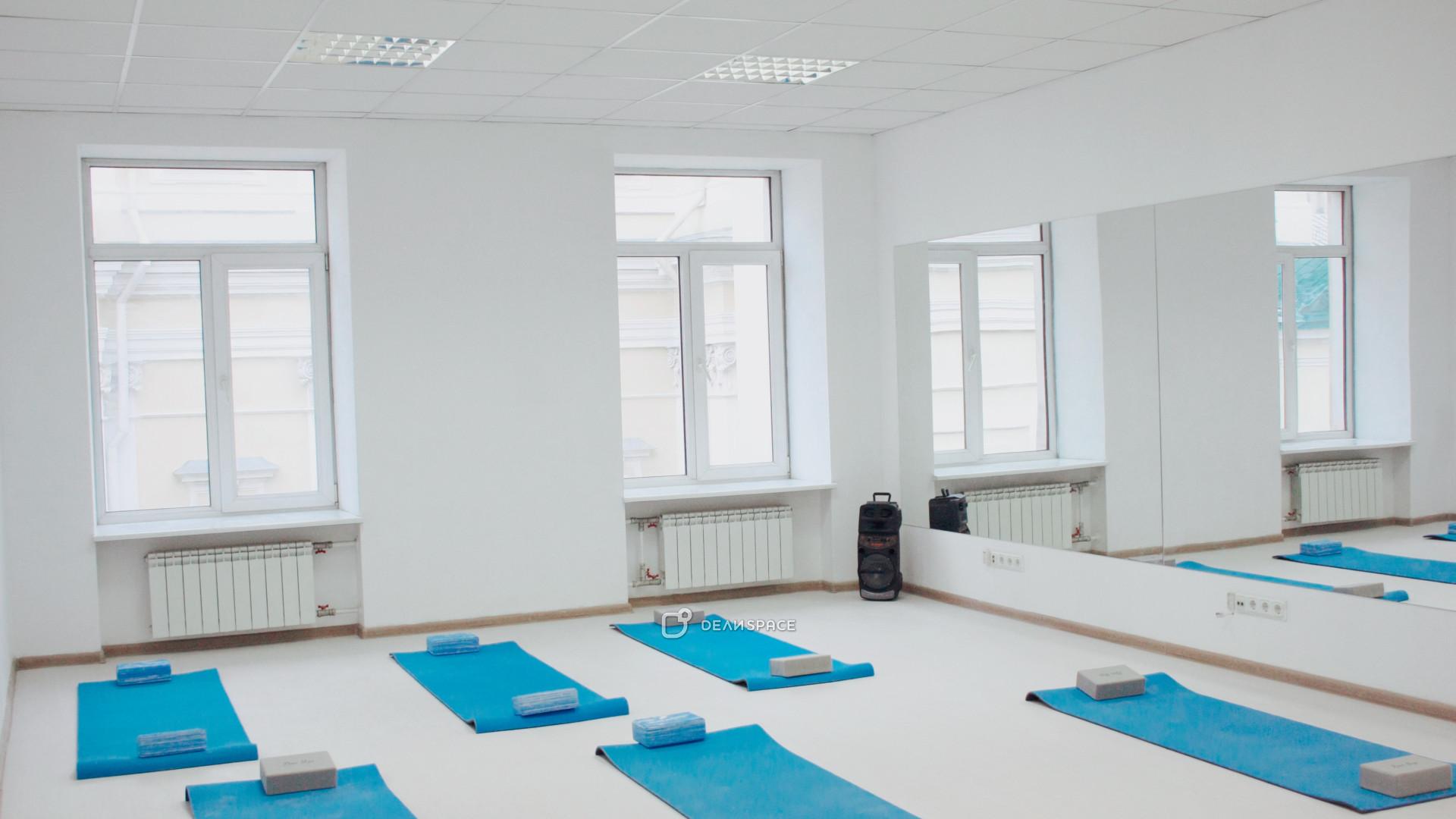 Зал для йоги и танцев - фото №3