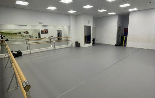 Танцевальный зал 90 кв.м. «Броско» - фото №1