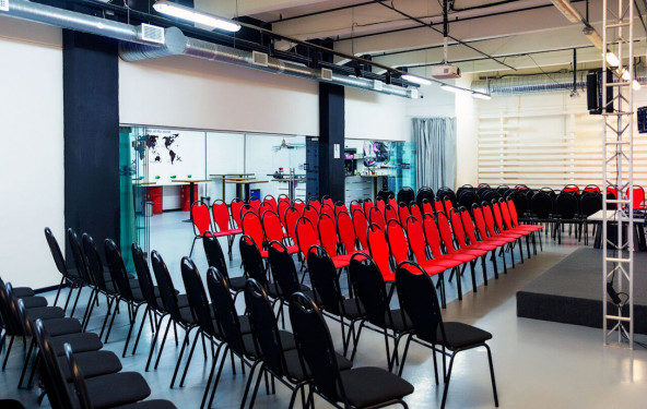 Лофт для бизнес мероприятий - фото №1