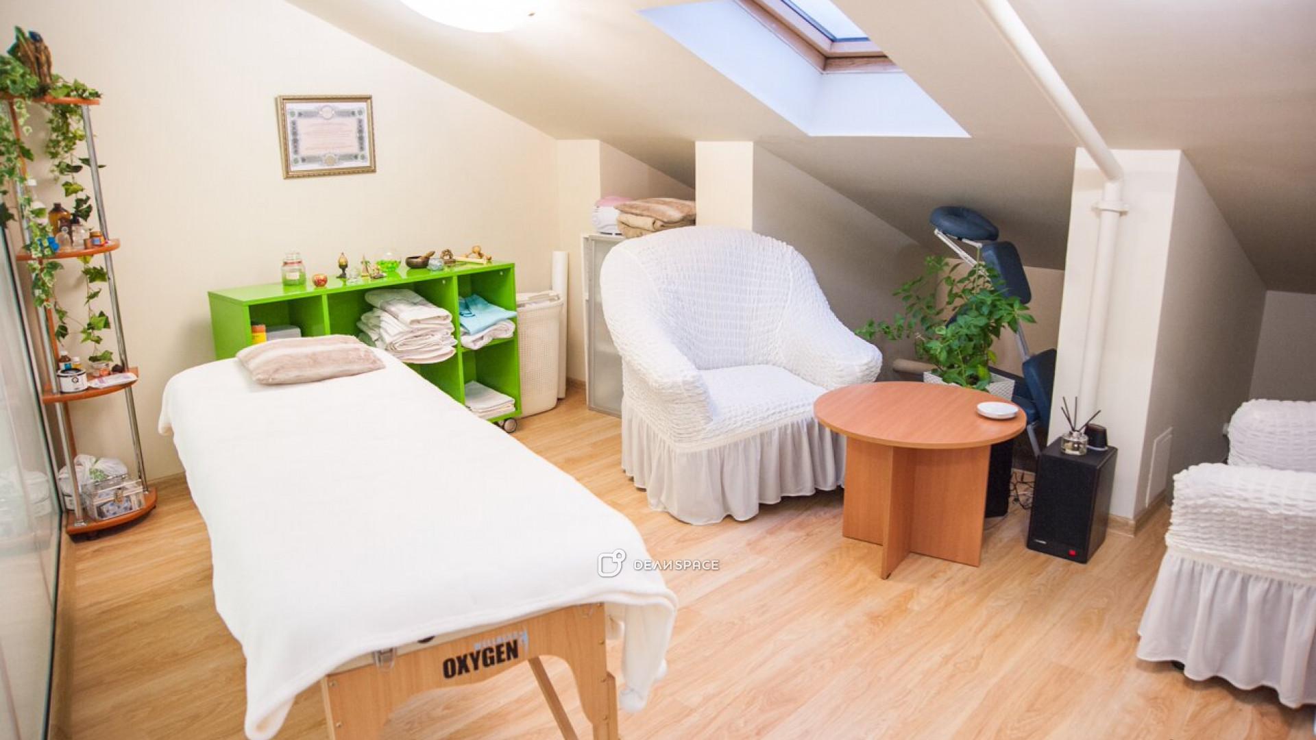 Кабинет для массажа и индивидуальных консультаций