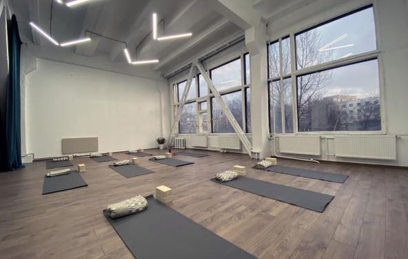 Пространство для йоги и других мероприятий - фото №3