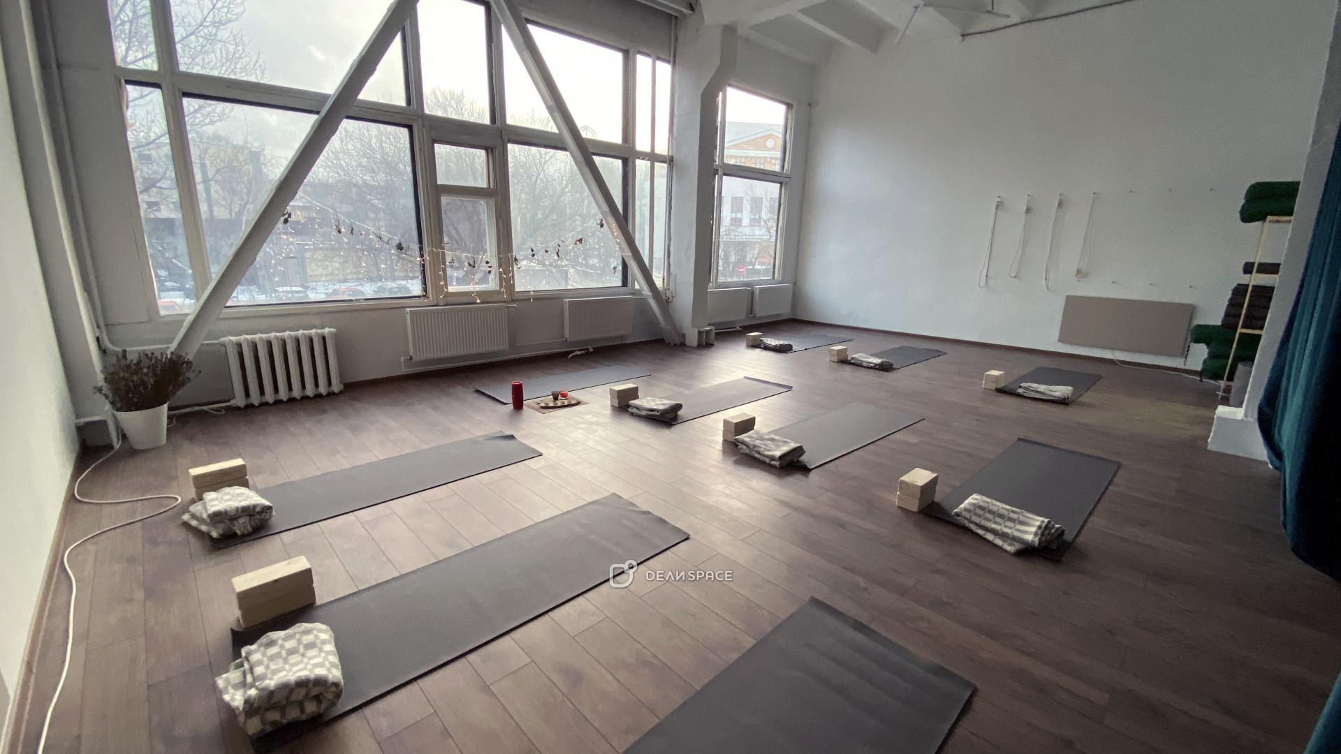 Пространство для йоги и других мероприятий - фото №4
